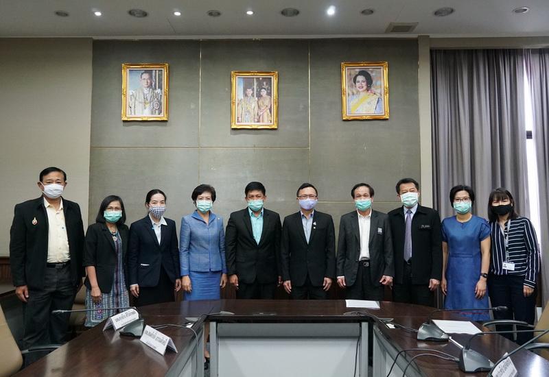 ปูพรมนโยบายการสร้างเสริมสุขภาวะ 'ผู้ป่วยระยะสุดท้าย' ทั่วประเทศ