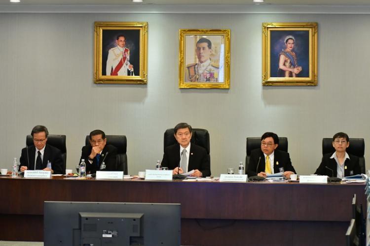 ประชุมคณะกรรมการสุขภาพแห่งชาติ ครั้งที่ 1/2562