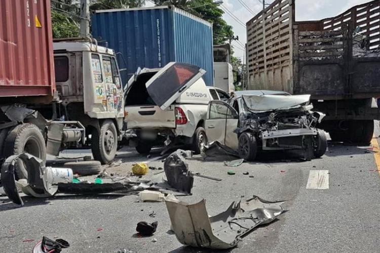 สช. รวมพลังคนไทยลดอุบัติเหตุทางถนน